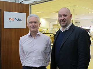 Aberdeen entrepreneur snaps up Oil Plus