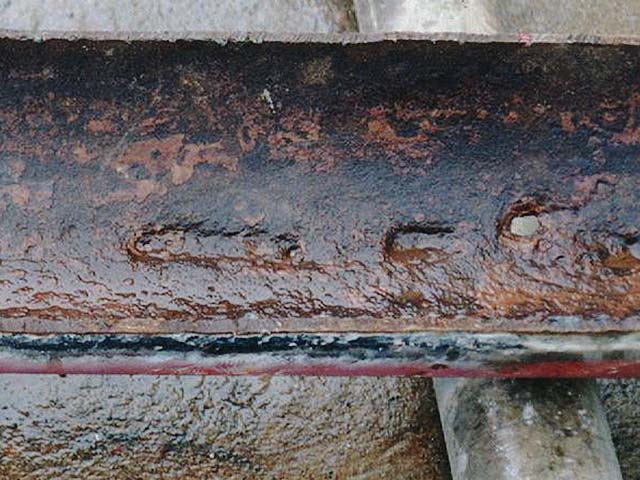 Pipeline deterioration through corrosion issues